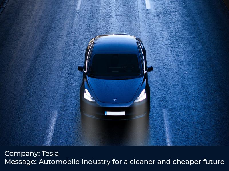 Tesla's Storytelling in Marketing