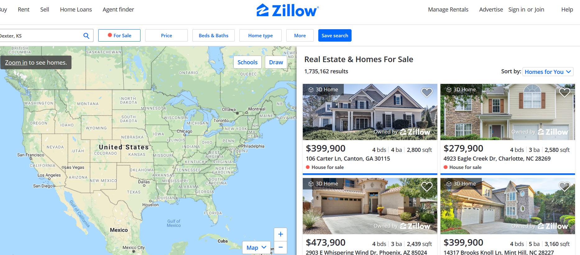Properties Marketing