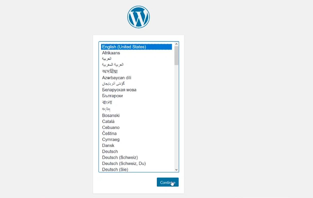 Install WordPress on Google Cloud